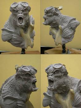 Pegaso Demon Bust 8