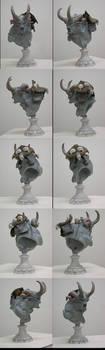 Pegaso Demon Bust 9 by m5m5c5