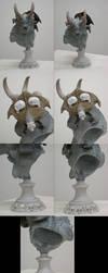 Pegaso Demon Bust 11 by m5m5c5