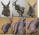 Pegaso Demon Bust 12