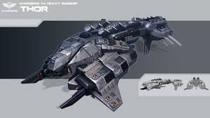 Thor- empire frigate.