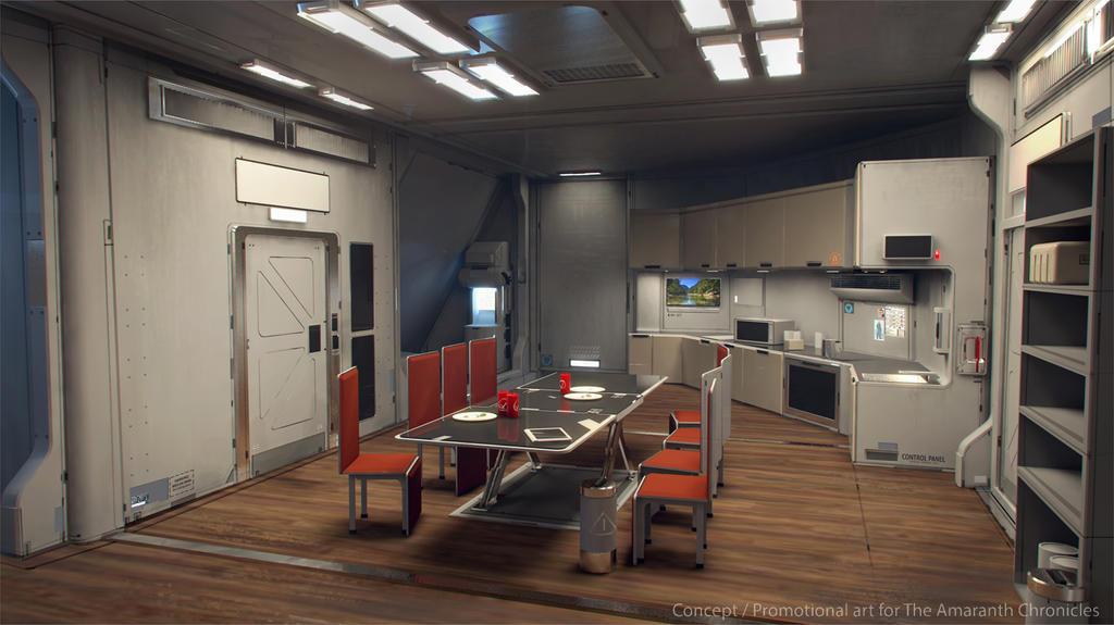 Kitchen by KypcaHT