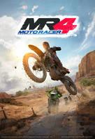 Moto racer 4 cover art