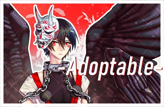 [Close] Adoptable Auction Oni karasu