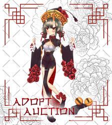 [OPEN]Adoptable Auction Jiang shi girl