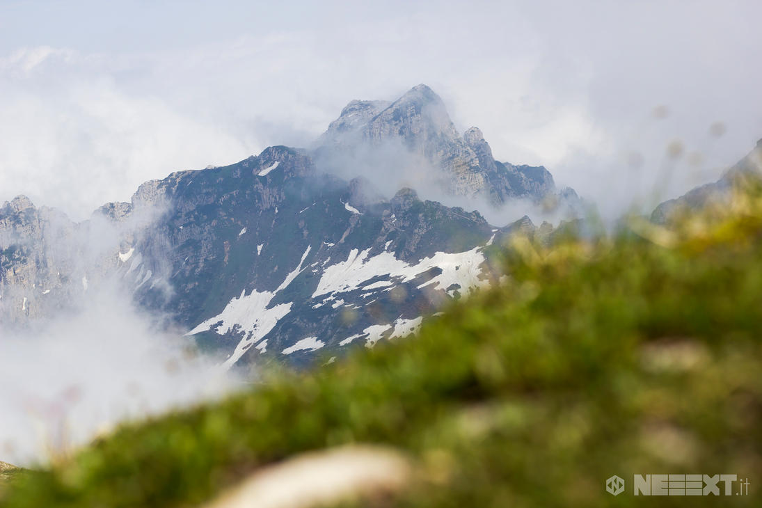 Nuvole avvolgenti by NEEEXT