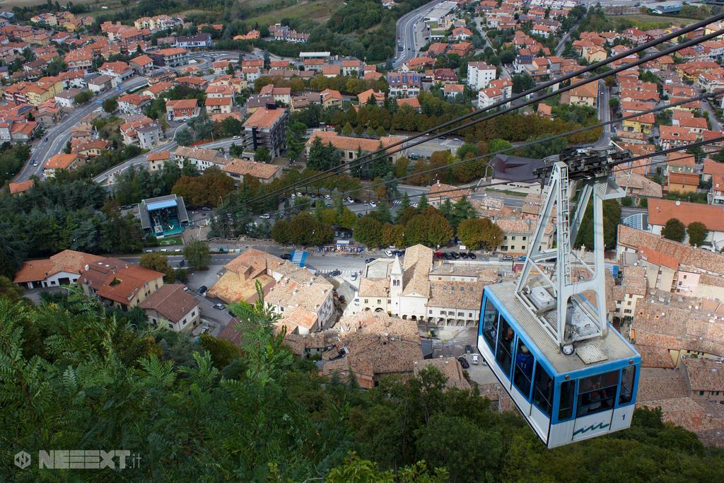 Cartolina da San Marino by NEEEXT