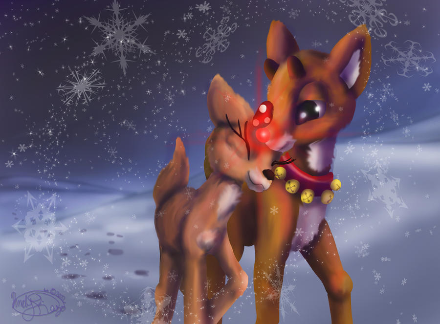 Rudolph and Clarice by...