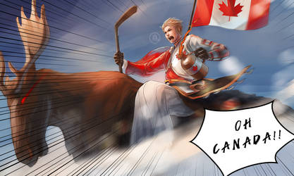 Oh Canada!!