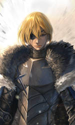 Fire Emblem: Three Houses - Dimitri