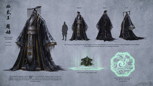 The Cursed Emperor - First Form