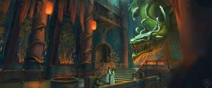 Azure Dragon Temple
