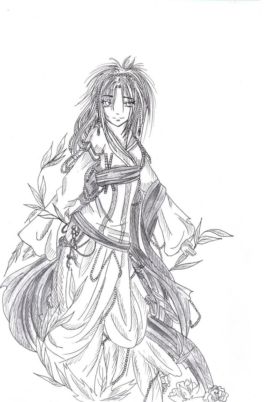 Shizuka by LadyBlackKill