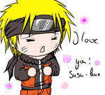 I love you! Sasu-kun