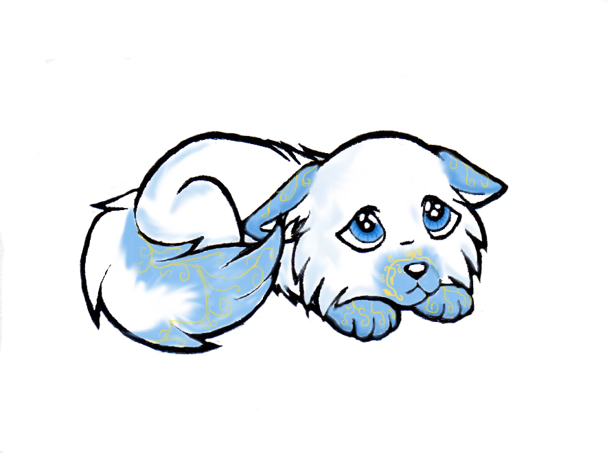 Pictures For Kids To Color For Groups Of Puppys