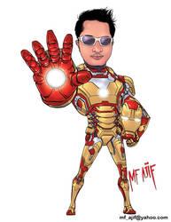 Izarul Ironman by Mf-Ajif