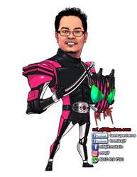 Kamen Rider Decade - Khairul Azmi