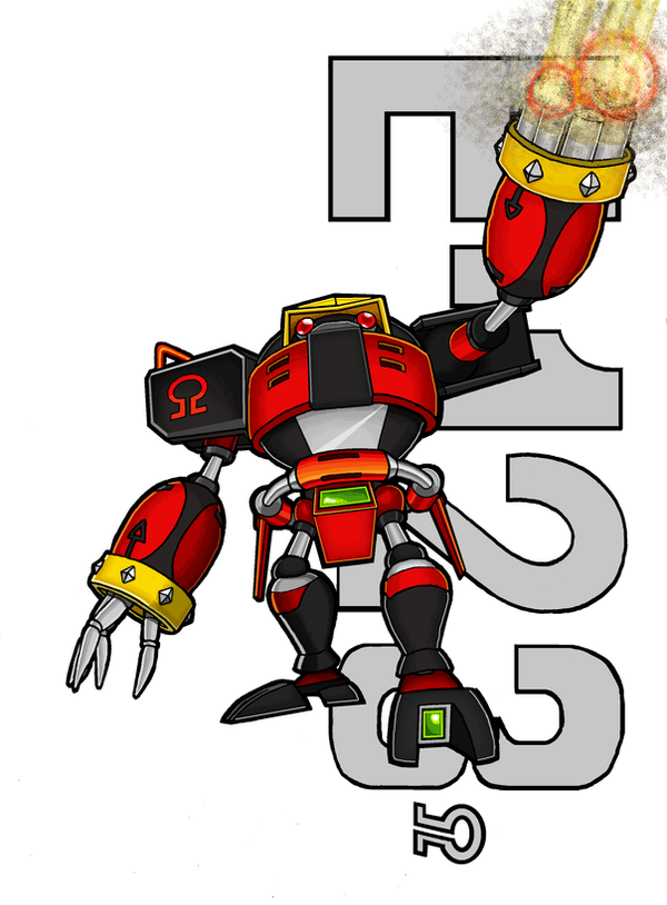 E-Series: E-123 Omega by E-122-Psi on DeviantArt