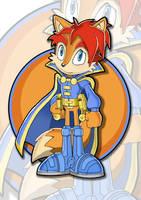 Sonic Channel Elias Acorn by E-122-Psi