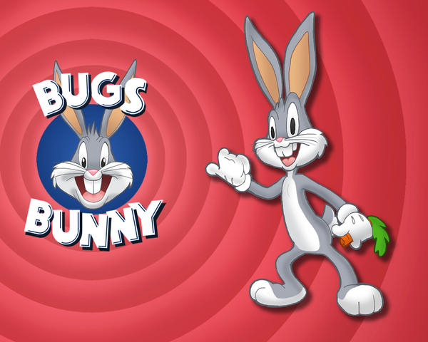 Bugs Bunny Wallpaper by E-122-Psi