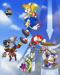 'We're Sonic Heroes'