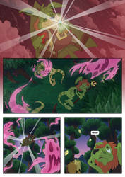 Rufus' Bad Dream Page 90 by E-122-Psi