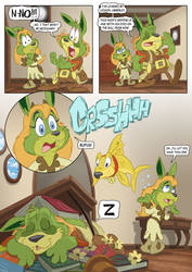 Rufus Bad Dream Page 94 by E-122-Psi