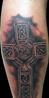 Celtic Cross by Anderstattoo
