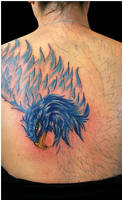 2nd Session Phoenix by Anderstattoo