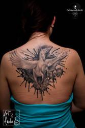 Pegasus by Anderstattoo
