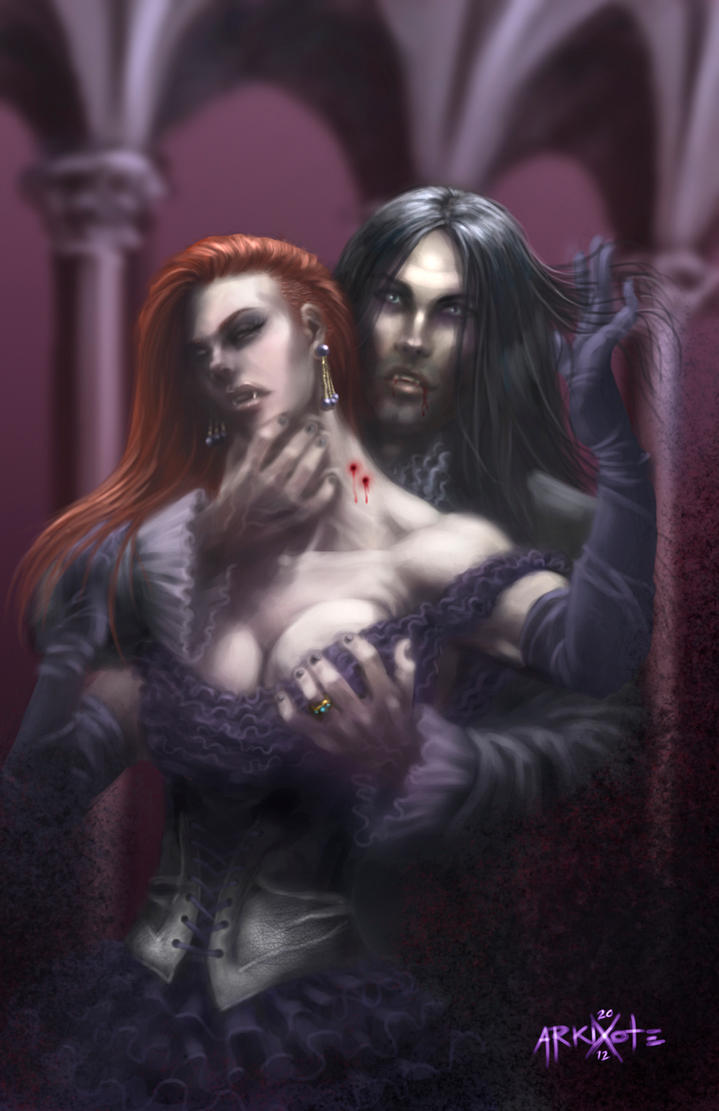 With you art erotic vampire