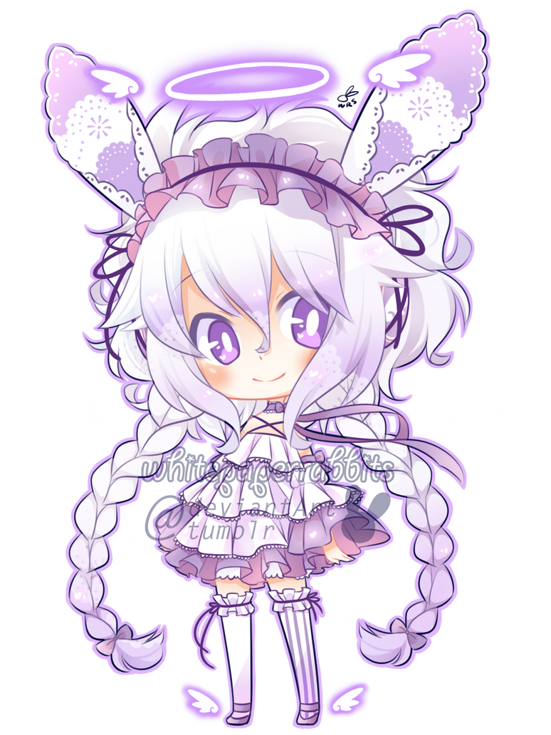 CLOSED] SPECIAL 2-DAY AUCTION ADOPT Aria by whitepaperrabbits on ...