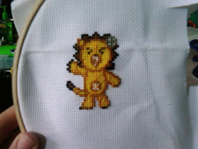 Kon Cross Stitch by craftemu