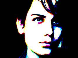 pixel selfportrait