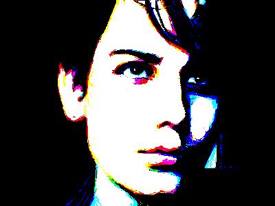 pixel selfportrait by wiis