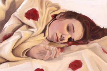 sleeping beauty by wiis
