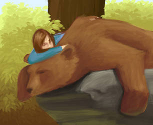 teddybear by wiis