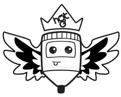 HGT Crest by aka-mole