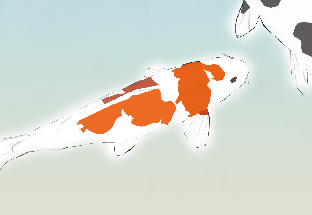 Koi Vector by shesta713 on deviantART