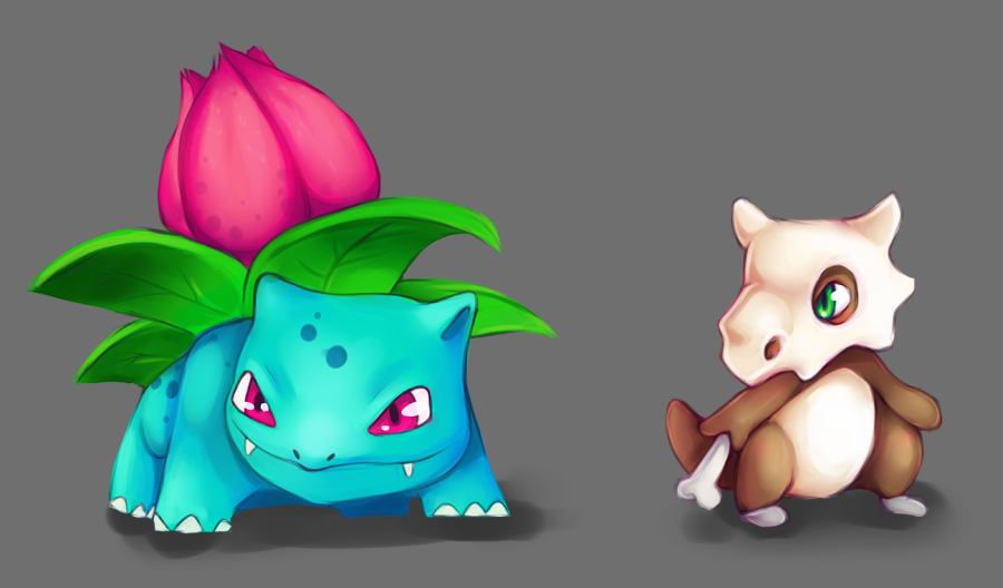 Pokemon by shesta713