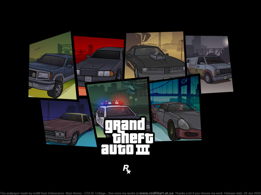 Gta iii liberty city collage by redfill on deviantart gta iii liberty city collage by redfill voltagebd Gallery