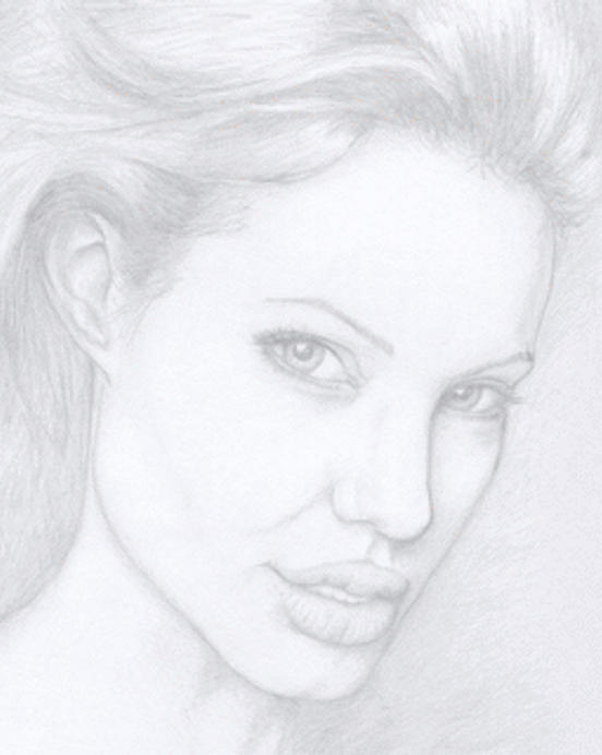 Angelina Jolie creation by redfill