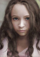 Jodelle Micah Ferland colored