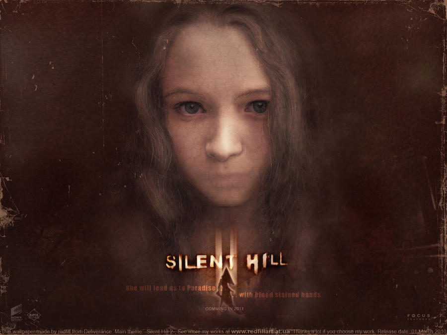 silent hill 2 revelation 1080p hd