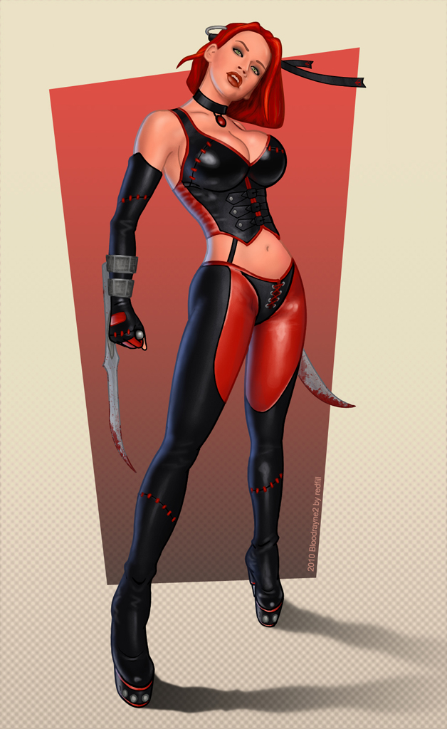 Bloodrayne 2 by redfill