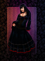 Freya Risen, Gothic dress