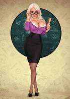 Bridgette Doll by redfill