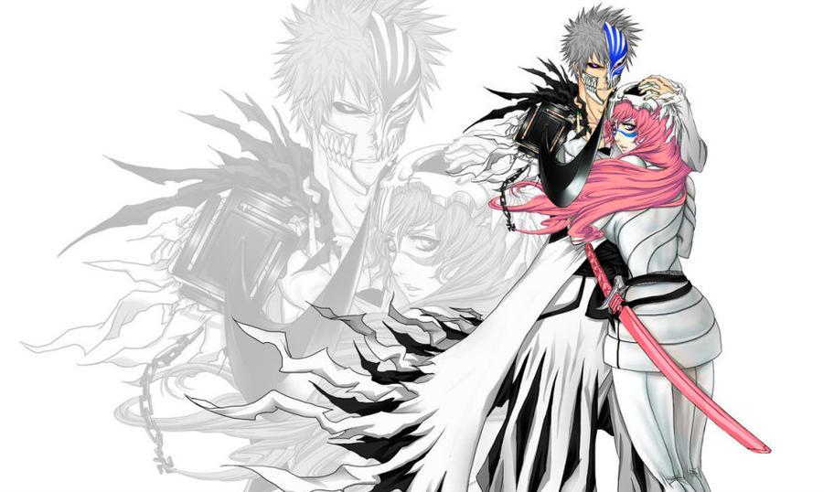 Ichigo Hexified Edition Remake by HexusDemon