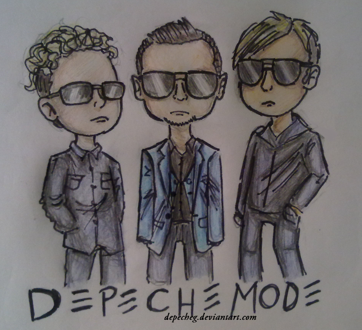 Depeche Mode by depecheG