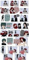 Promise - Kuroshitsuji comic